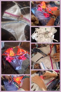 knutselclubje bikini pimpen