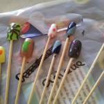 knutselclubje nagels versieren